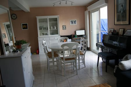 maison particulière proche de Tours - Saint-Pierre-des-Corps - Dom