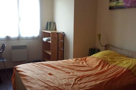 Maison individuelle à la campagne - Bed & Breakfast