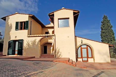 Podere Cannelle Luxury Apartment F - Wohnung