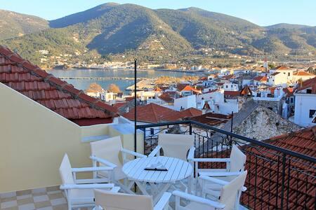 Angie's house in Skopelos Town - North Sporades, Skopelos Island - Stadswoning