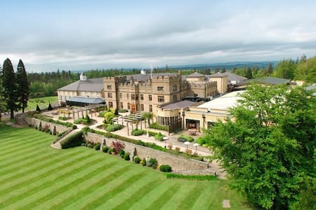 Luxury Lodge Slaley Hall sleeps 8 - Northumberland  - Casa