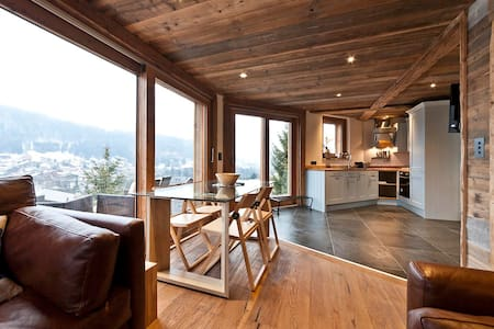 Apartment in central Morzine - Appartement