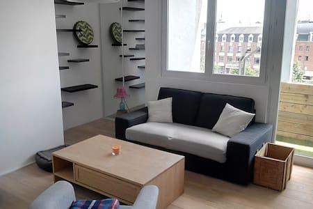 3 pièces agréable et lumineux en hyper centre - Apartment