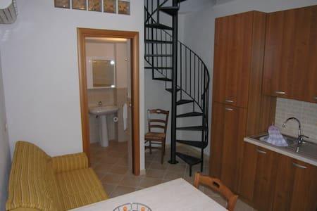 Deliziosa casa vacanza tra i Monti Iblei - Wohnung