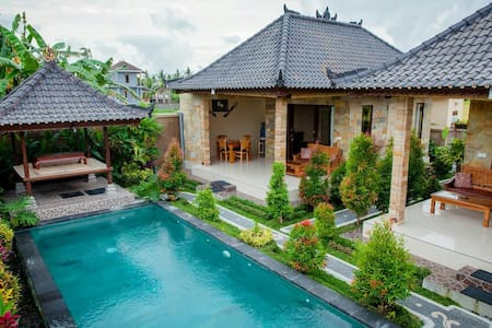 Beautifull Private house ubud - Haus