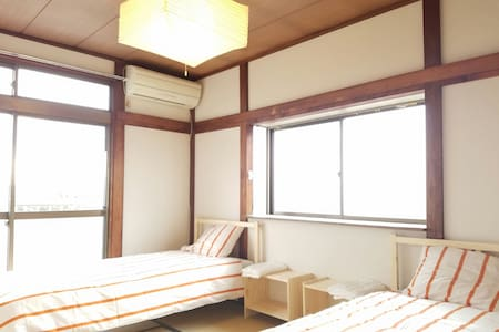 Great space, close to Tsudanuma! - Funabashi-shi - Daire