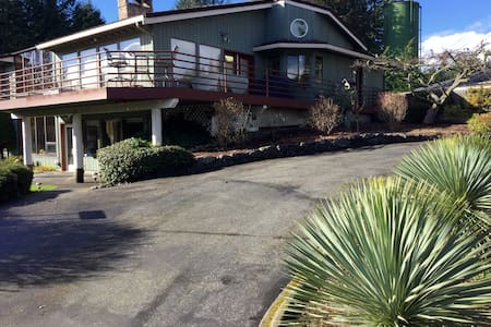 Lovely, large, private bath,WIFI - Gig Harbor - House