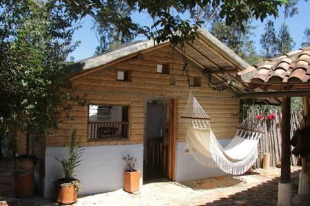 Casa de Papel  /Hospedaje Taller en Villa de Leyva - Kisház