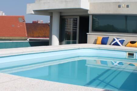 Porto Foz -Studio with Private Pool - Porto - Loft