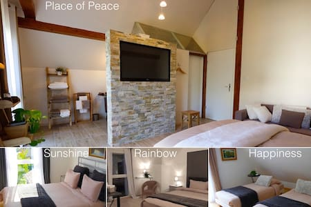 Place of Peace (4 rooms) - Bed & Breakfast
