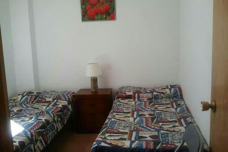 Apartamento en Jaca  centrico muy acogedor - Jaca - Condominium