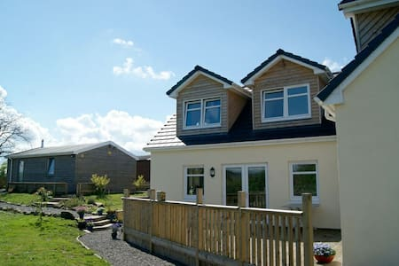 Spacious Cottage near Dumfries Hous - Ochiltree - Casa
