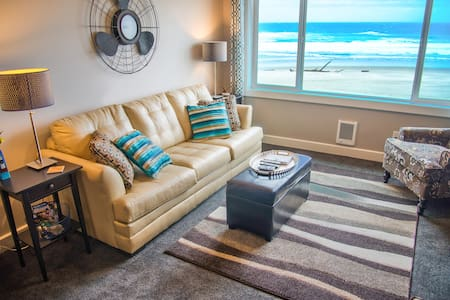 Seas-the-Day-King Oceanfront Condo - 公寓