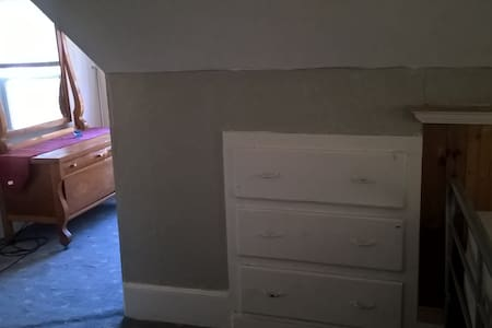 Bedroom #1 - Portsmouth - Bed & Breakfast