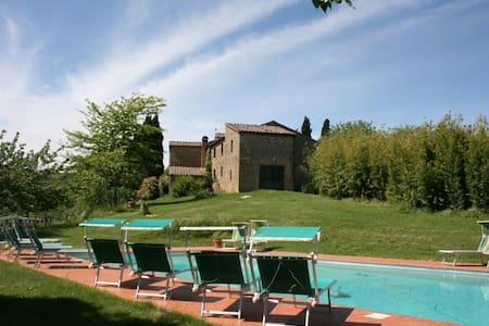 Agriturismo Bevignano - Casa Ghigo - Monte San Savino