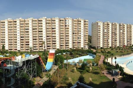 Luxe verblijf aan zee voor max 8 p. - Kargıpınarı Belediyesi - Apartment