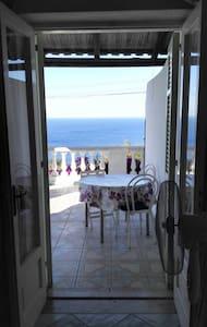 Bilocale con vista panoramica - Forio - 公寓