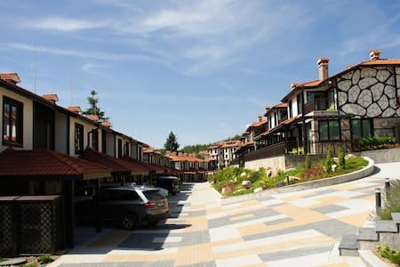 Cosy 2-bed Villa-Townhouse - Dobrinishte