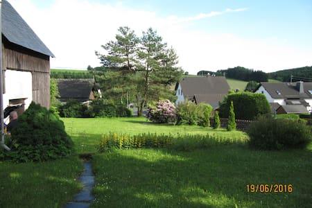 ruhiges Ferienhaus mit schöner Aussicht - Casa
