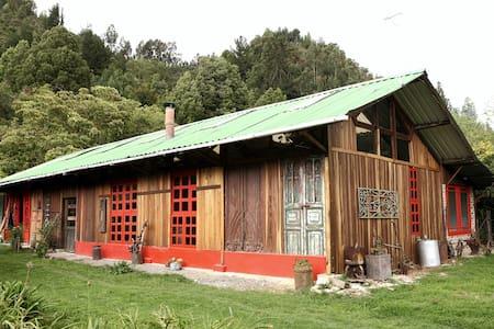 Cabaña Los Nudos - Talo