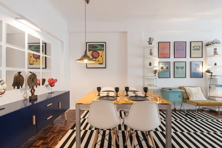 Charming Modern Apartment in Lisbon - Lisboa - Pis