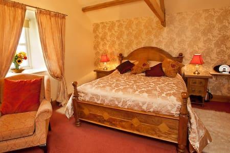 The Moonbeam king sized en suite - Rothbury