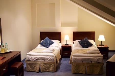 Pokój 2 -osobowy na poddaszu - Zakopane - Bed & Breakfast