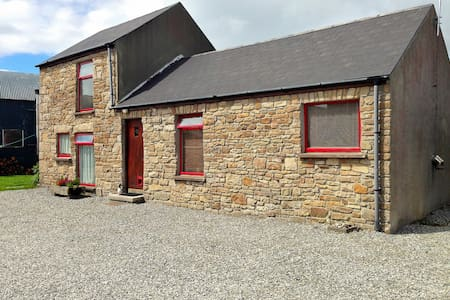 Wild Atlantic Way Cottage (County Donegal Ireland) - Cabin