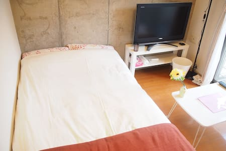 NANBA area!!3min STN on foot!WiFi free APT - Appartement