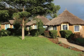 Picture of MIA Safari Lodge, African bungalows