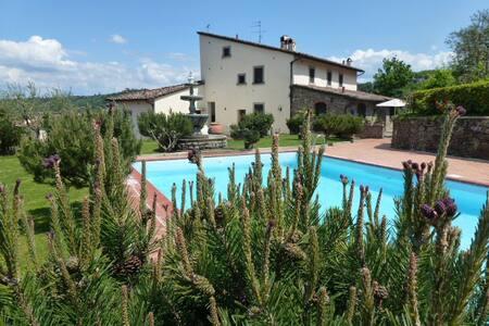 Rocca del Palazzaccio Dolce Vita Living - Impruneta - Lejlighed