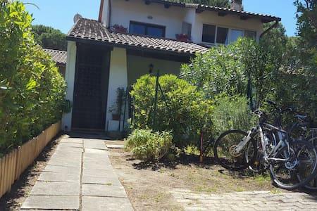 2-room apartment near the beach in Maremma Toscana - Townhouse