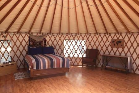 Tierra del Cielo yurt - Yurt