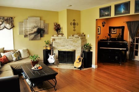 LAX Casa de Paz - Tranquility Room - Inglewood