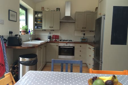 Modernised house with big garden and ample parking - Kidlington - Casa