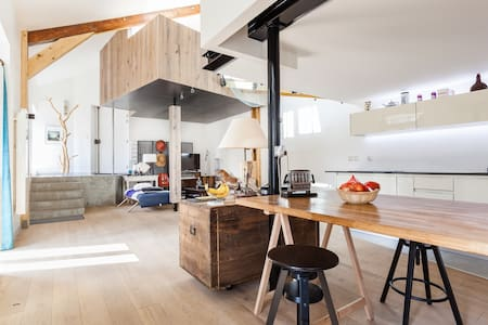 LA CABANE - LOFT PARIS - Apartment