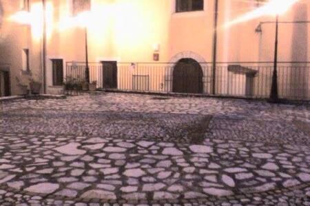 Atena Lucana - 640 s.l.m. - Apartment