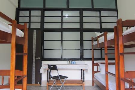 Runners' House Taitung-6 Beds Dorm - Schlafsaal