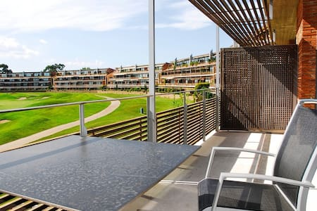 RESIDENCIAL DEL GOLF ESTUDIO - Apartment