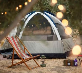 The Outdoor Experience! - Tent