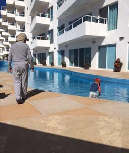 condo in La Paz, México - La Paz - Appartement en résidence
