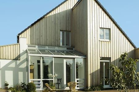 Ruhige Doppelhaushälfte mit Garten - Kalkar - Apartment