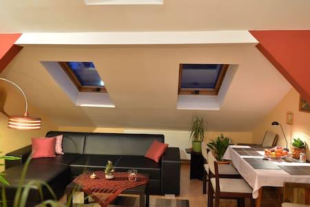Sopron Eszter Apartman - Huis