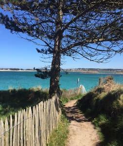 Maison bretonne granit, 100m plage - House