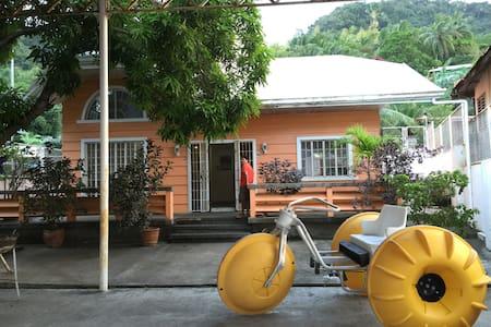 BeachFront House, Anilao - Kayak, Jetski & Diving! - Villa
