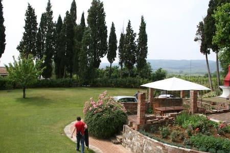 Villa Wanda - Enchanting Villa in Tuscany - Provincia di Siena - Villa