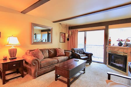 Great Mountain Getaway next to Canyon Lodge - Mammoth Lakes - Appartement en résidence