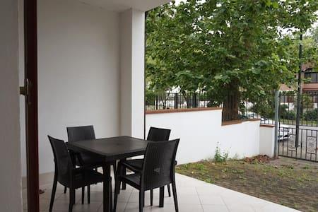 App.to Bilocale in villetta a schiera Lido Nazioni - Lägenhet