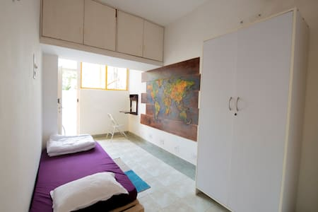 Private-Budget+Comfy& Clean+Centrl+Social+Hapening - Appartement