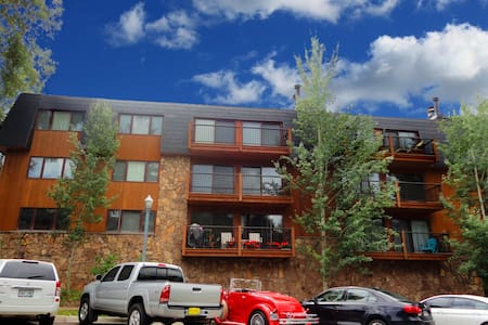Aspen core 1 block from Wagner Park - Apartment
